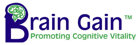 Logo, Brain Gain